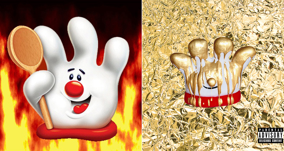 Hamburger Helper done released a Trap Rap mixtape for April Fools