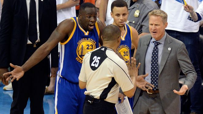 Did Draymond Green's Kick to the Groin Warrant a Suspension?