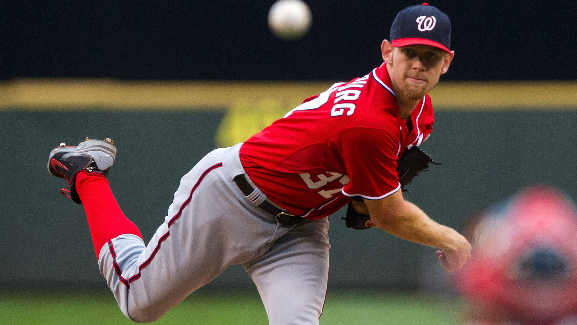 A Full Count For Stephen Strasburg