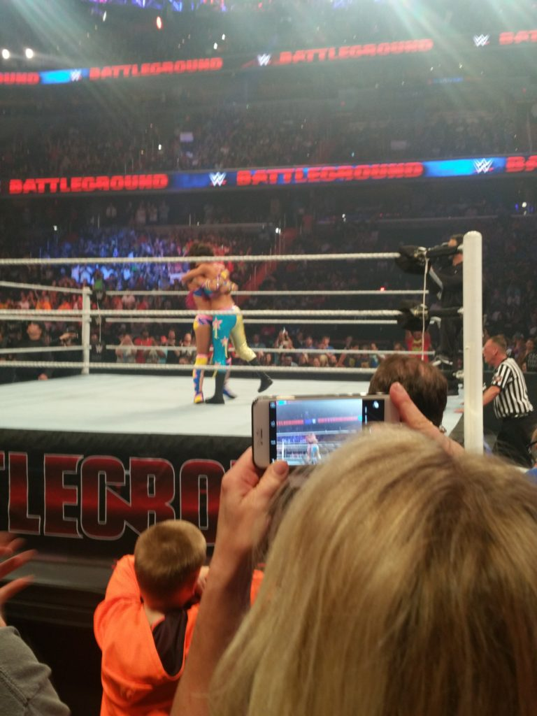 Bayley Wins Debut Tag Match!
