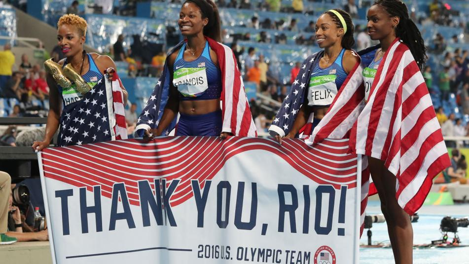 To Rio, Show Love: A Bow On The 2016 Summer Games