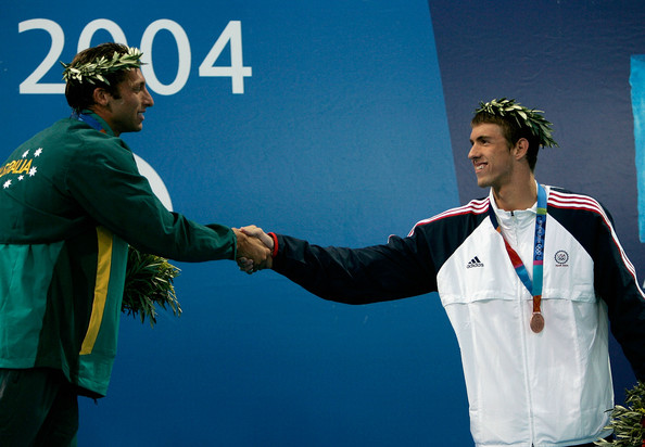 Just like Thorpe and Phelps did many times, the U.S. and Australia will duel in the pool for another cycle.