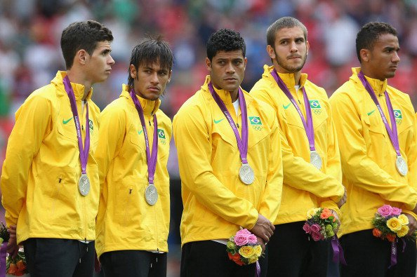 After two straight disappointing major tournament results, Brazil seeks Its first Olympic gold medal in soccer.