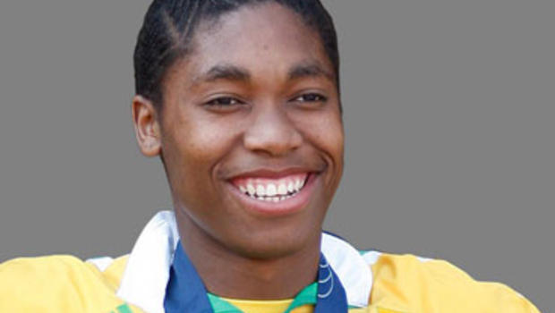 Semenya is the favorite in women's 800, but clouded in controversy