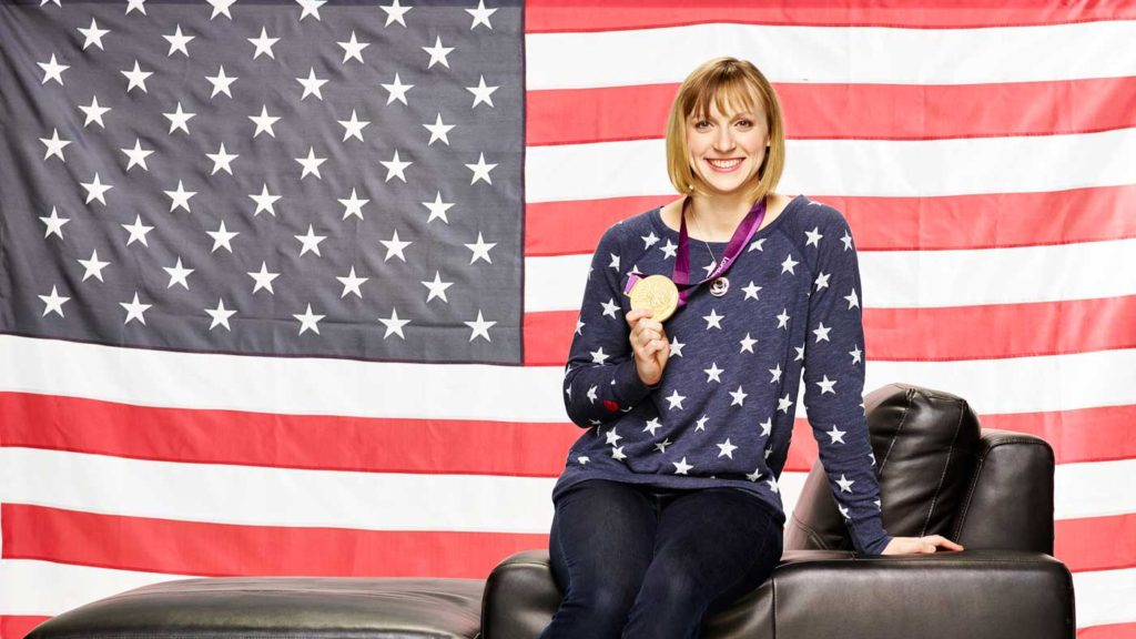 Bethesda, MD native Ledecky Could Walk Away With Four Golds in Rio