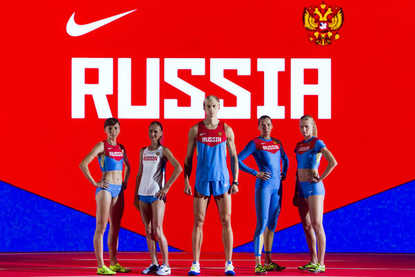 Russia's Track & Field team banned from Competition by IAAF