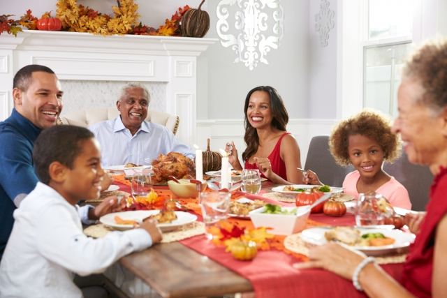 Top Ten Non-Negotiable Thanksgiving Day Foods
