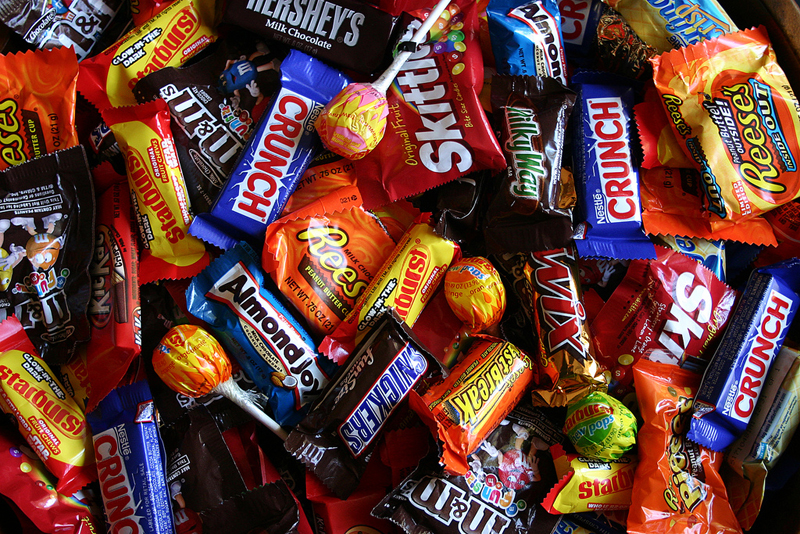 Top 10 Halloween Candies of All Time