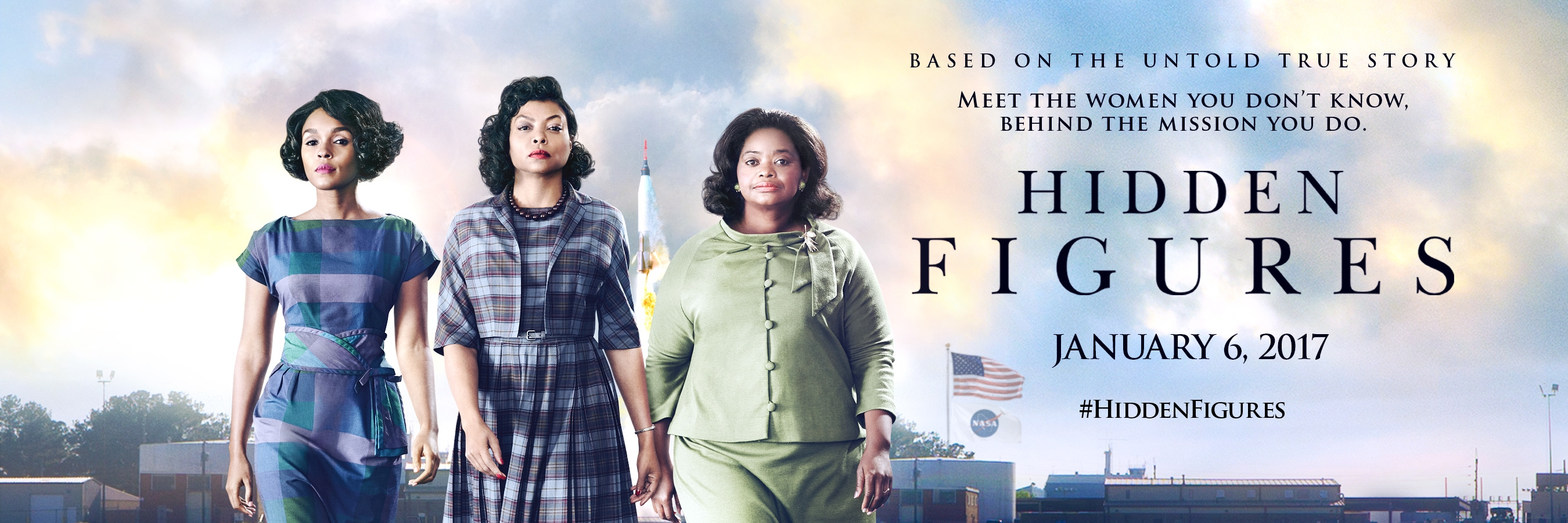 Hidden Figures – An Untold Story Worth Celebrating