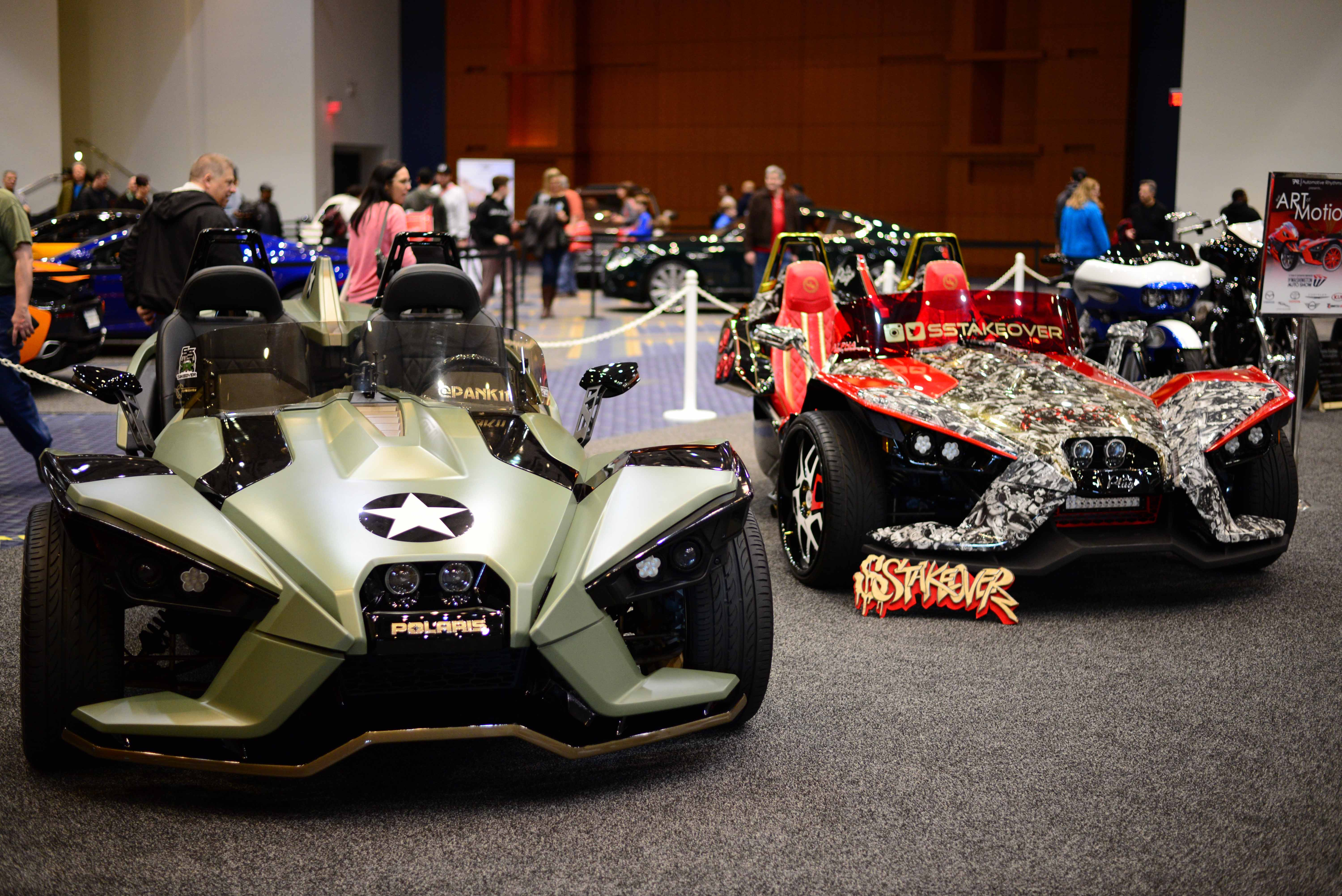 Washington Auto Show The Public Policy Show Champagne In The - Washington car show discount tickets