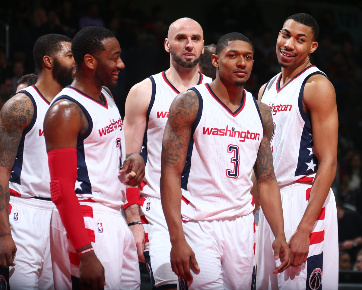 For Wizards Fans, Winning A Division Title Matters