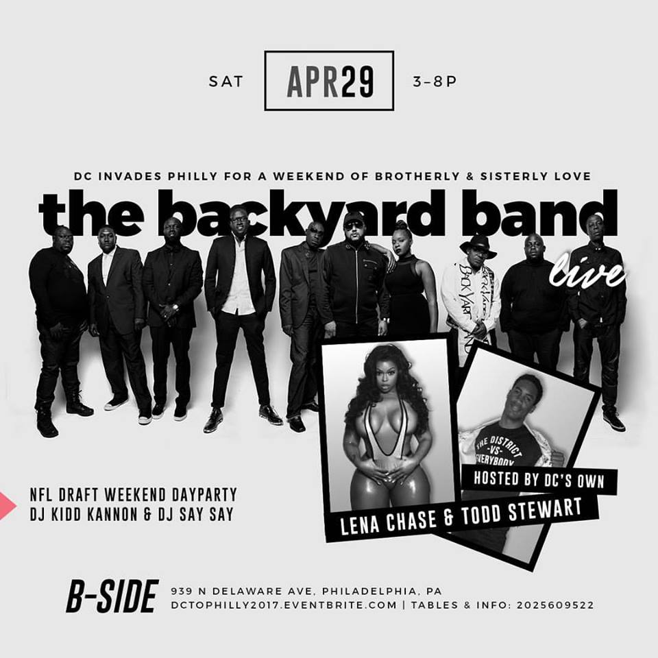 backyard band this saturday in philly u2013 details u2013 champagne in the