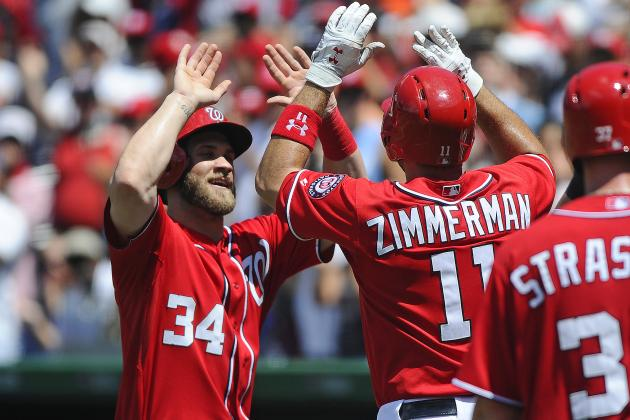 Questions to Answer for 2017 Washington Nationals