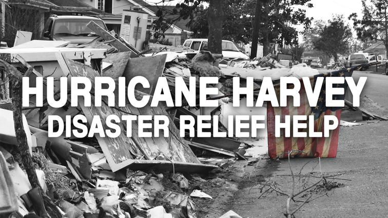 Hurricane Harvey Donation Drive This Sunday