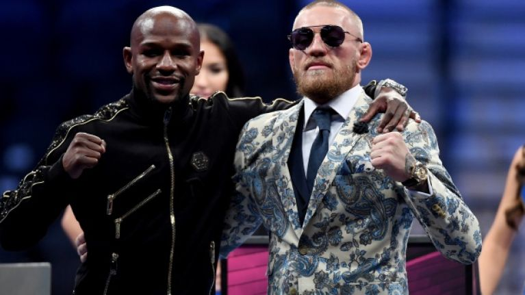 Why Would We Want to See Floyd Mayweather in the Octagon?