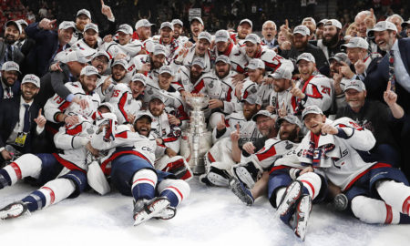 You Can t Laugh At Us Anymore – Washington Celebrates Stanley Cup  Championship fc87664707a