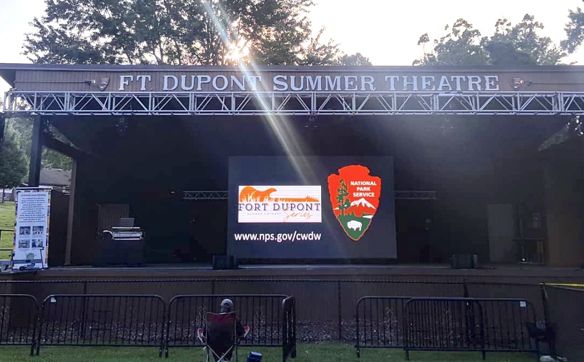 D.C.'s Been Doin' It In The Park For Nearly 50 Years – Fort Dupont Summer Music Series