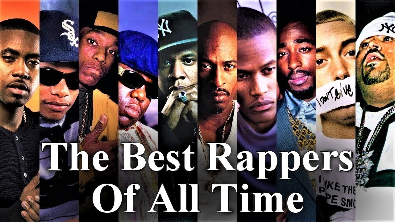 CiTLR's Top 50 Rappers of All Time