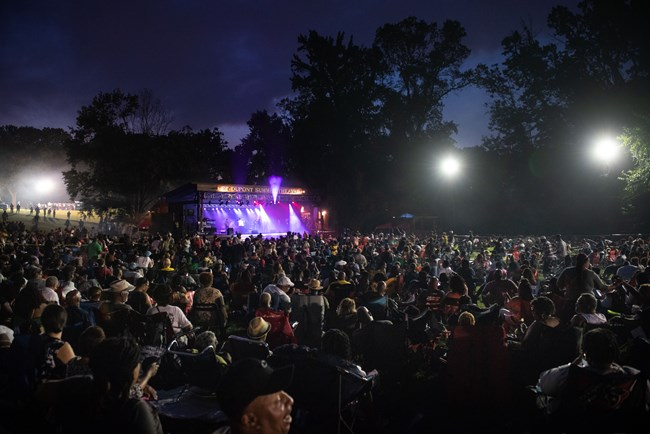 Backyard Band, Big Daddy Kane, Kindred The Family Soul and more at the Fort Dupont Summer Concert Series